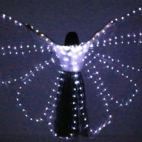 Asa Wings de LED 2mm Inteira