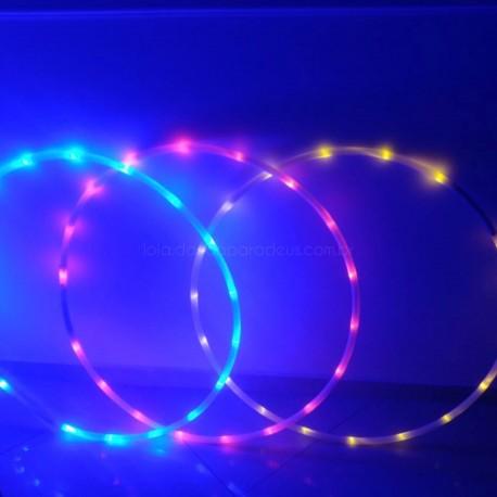 Bambolê de LED