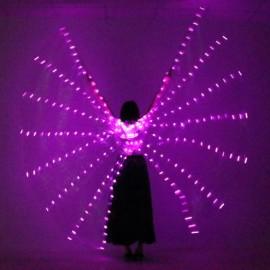Asa de LED com Abertura