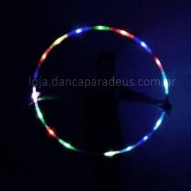 Bambolê de LED RGB