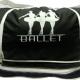 Bolsa Ballet Com Divisão Para Sapatilha