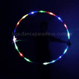 Bambolê de LED RGB Sob Encomenda - Black Friday